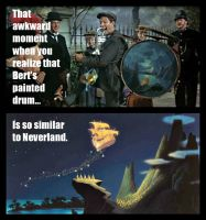 Neverland drum by crystalwaterfall