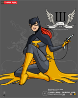 TRDL- Batgirl Year One by TRDLcomics