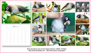 For Sale: Pocky lovebird sweet memory by emmil