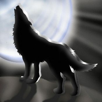 Howling Wolf by ZarlenClaire