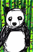 Panda by Uncle-Sarah