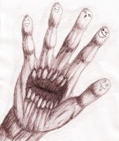 Hand by Naphula