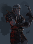 LoL: Human Rengar by electriclimo