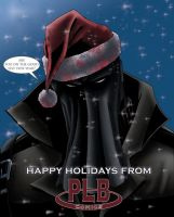 The Fall- Merry Christmas by plbcomics