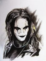 Eric Draven - The Crow by Beliar2007