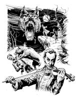 The Hound of the Baskervilles by JohnPatience