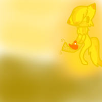 Peaches the Genie .:Contest Entry:. by L0-NE