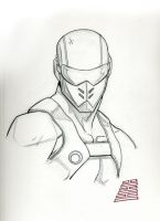 Snake Eyes: Resolute by ZeroMayhem