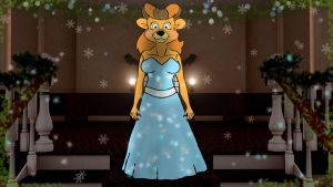 It's Christmas Becky by PUFFINSTUDIOS