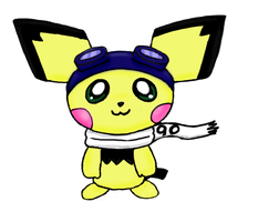 Quit Staring by pichu90