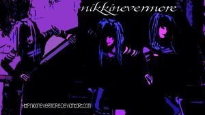 NiKKiNeVeRMORe promo wallpaper 2 by tobaal