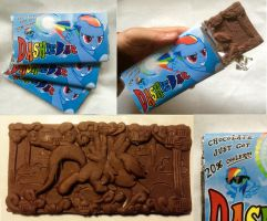 Dashie Bar! Making chocolate 20% cooler. by ArtNinja101