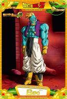 Dragon Ball Z - Bido by DBCProject