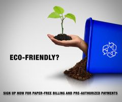 Eco-friendly by Vectortrance