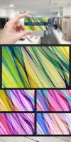 Abstract Lines 2 | GraphicRiver by AzureRayArt