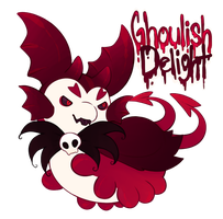 [CLOSED] Ghoulish Delight - Free Raffle! by gatorstooth