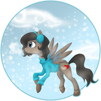 Let it snow by MysticMistSong