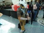 chief  thunder - comikaze by antshadow13