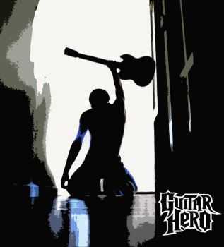 Guitar Hero by Mauricios-Products