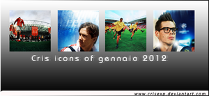 Icons of Gennaio 2012 - 1 by CrisEXP