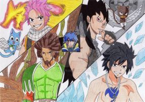 Fairy Tail by beki12679