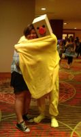 Blanky and Me by AlanaLayce