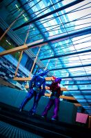 Bubblegum Crisis: Futari by christie-cosplay