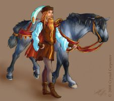 Sir Topaz by soulofwinter