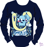 Papparazzy T-shirt Commission by heppieyippie