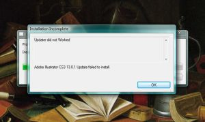 Installationed FAIL by KratosAurionIV