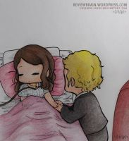 At her bedside - Mentalist 6x02 ep tag by Chizuru-chibi