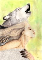 Spirit of the Wolf by Ashalind