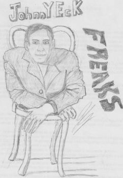 Johnny Eck by aliendrone47