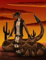 Naga Jake by Ravenfire5