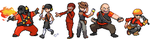 Team Fortress 2 Pokemon Style. by 44tim44