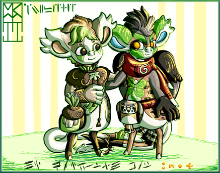 Bagbeans March Prompt #2 by TheMatkat