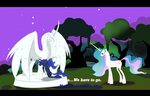 Lament in Everfree by HyvePL