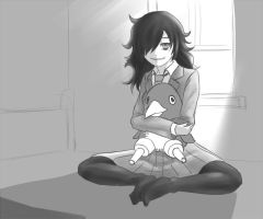 #58Tomoko Watamote by dudeunderscore