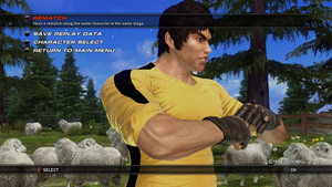 Game of death by Franky-Wolf1