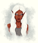 Rae Surana by Manderlinaa