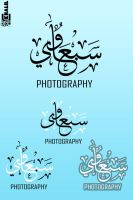 Saba'awy Photography Logo ! by Khaalil