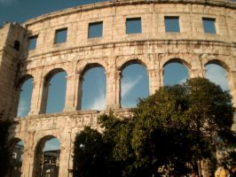 Pula, Croatia by antoniavs