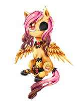 Blinkie: mended heart gift by AquaGalaxy