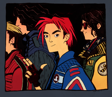 Killjoys by Osato-kun