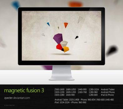 wallpaper 64 magnetic fusion 3 by zpecter