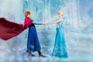 Frozen: I found You! by DashaOcean