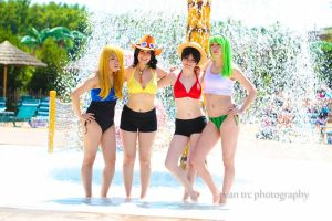 One Piece - Swimsuit Addition II by GreenTea-Cosplay