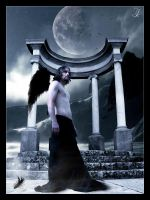 Black angel by melli-mellow