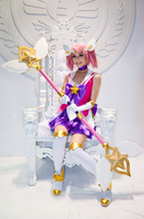 Star guardian Lux by Helen-Stifler