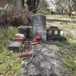 Propped up headstone by seeker-of-revelation